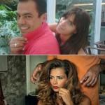 Marco Antonio com Carolina Dieckmann e Fernanda Motta: transformações