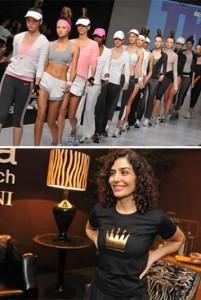 A Track&Field fechou a noite de desfiles nesta sexta-feira, aqui no Crystal Fashion, em Curitiba.