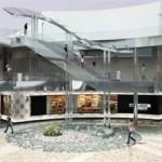 Louis Vuitton em Santa Monica: primeira loja da rede eco-friendly no mundo