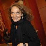 Diane von Furstenberg: big heart