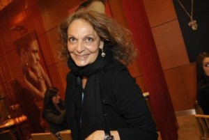 Fashion designer Diane von Furstenberg has just committed to donate half of her fortune to the Giving Pledge.