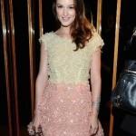 Leighton Meester: queridinha dos fashionistas