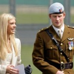Chelsy Davy and Prince Harry: together again?