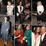 Kanye West e Erin Wasson, Alicia Keys e Anna Wintour, Kirsten Dunst, Alexa Chung, Molly Sims e Fergie e Olivia Palermo e Tommy Hilfiger: na Semana de Moda de Nova York
