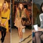 Kirsten Dunst, Clemence Poesy, Olivia Palermo e Alexa Chung: na Semana de Moda de Londres