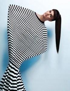 A modelo Barbara Fialho está arrasando no exterior, sabia?