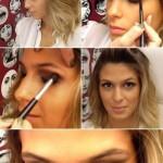 Passo-a-passo Anna Fasano: maquiagem simples e marcante!
