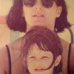 Kiki Romero e Anna Fasano: tal mãe, tal filha