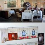 O restaurante Cipriani e o croqui da reforma: mudança com estilo veneziano