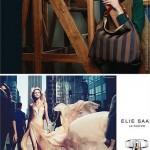 Anja Rubik: destaque nas campanhas da Fendi e Elie Saab!