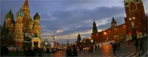 Glamurama já está a caminho de Moscou, capital da Rússia, com uma turma de glamurettes