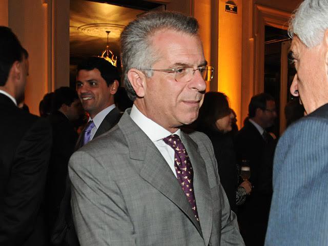 Andrea Matarazzo fala na Casa do Saber || Créditos: André Ligeiro