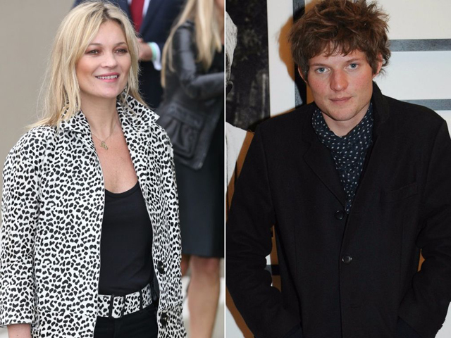 Kate Moss e  Nikolai Von Bismarck || Créditos: Getty Images