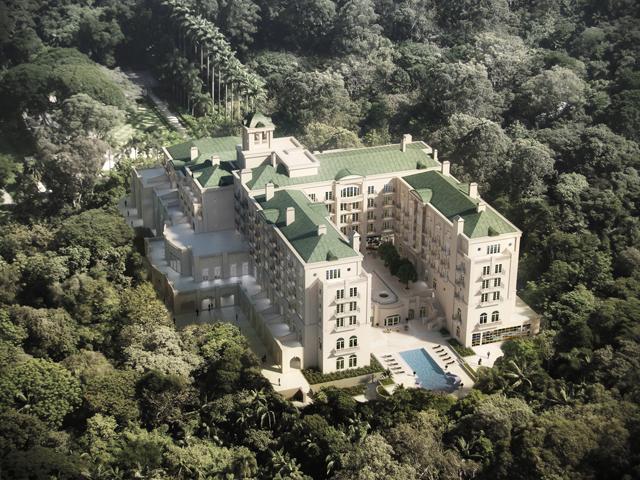 O Palácio Tangará || Créditos: Divulgação