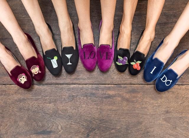 Os loafers da Blue Bird || Créditos: Divulgação
