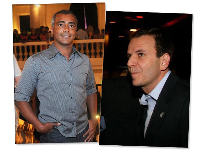 Em gravação, senador Delcídio diz que Paes e Romário fizeram acordo sobre eleição no Rio ||Juliana Rezende/AgNews