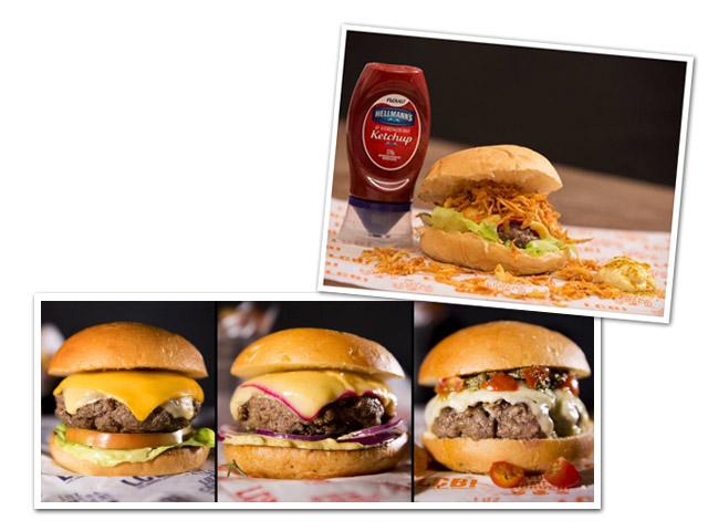 Luz, Câmera, Burger! na 7ª edição do SP Burguer Fest || Créditos: Divulgação