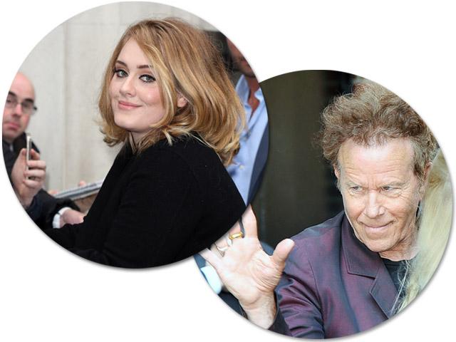 Adele e Tom Waits: plágio? || Créditos: Getty Images