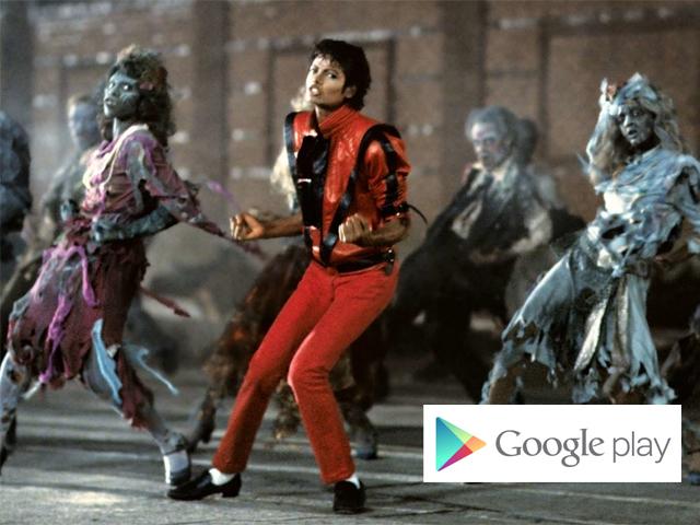 O álbum clássico de Michael Jackson está de graça aos usuários do Google Play || Créditos: Reprodução YouTube