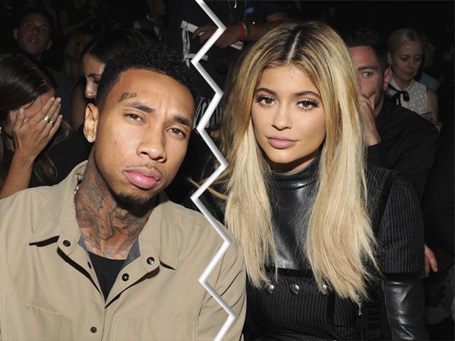 Será o fim para Kylie Jenner e Tyga? || Créditos: Getty Images