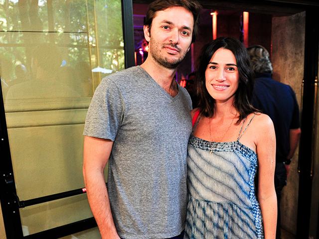 André Perosa e Luna Nigro    Créditos: Paulo Freitas