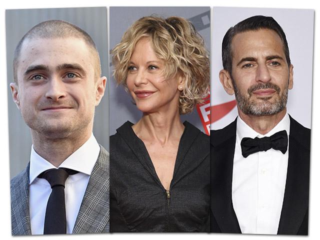 Daniel Radcliffe, Meg Ryan e Marc Jacobs são alguns dos moradores famosos dos prédios mais poluentes de NY    Créditos: Getty Images
