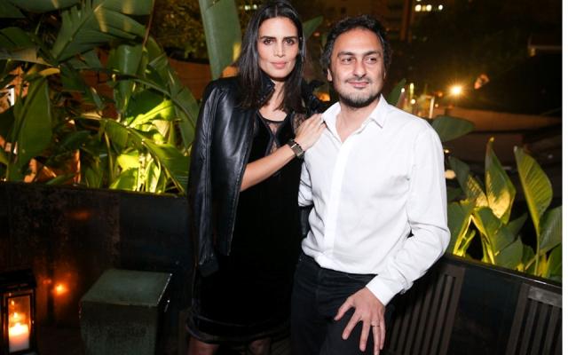 Cassia Avila e Jack Vartanian