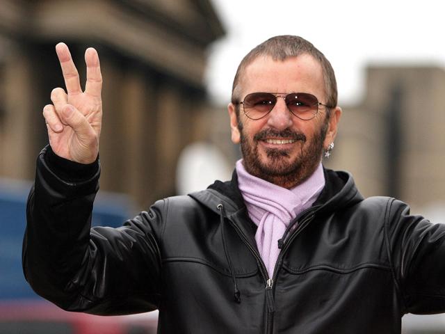 Ringo Starr: sucesso! || Créditos: Getty Images