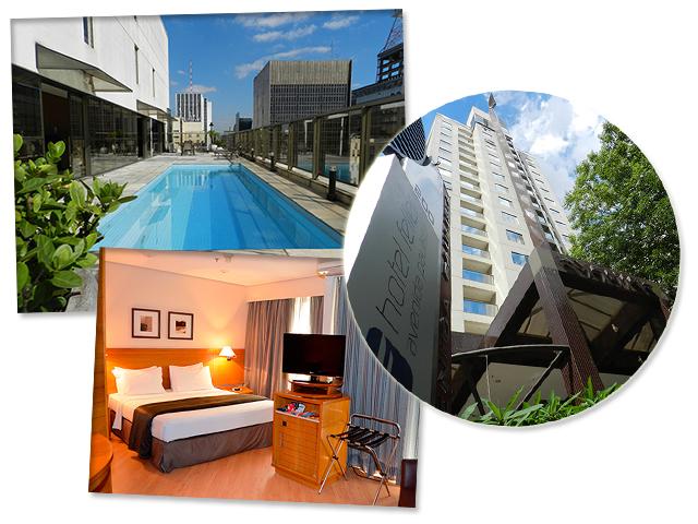 O Hotel Feller Avenida Paulista || Créditos: Divulgação