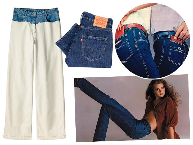 Companheiro para todas as horas, o jeans ganhou exposição dedicada ao denim  || Créditos: Reprodução