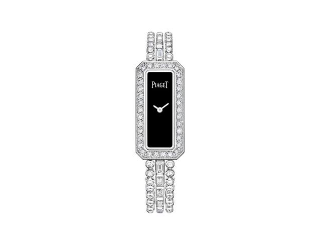 Relógio de diamantes Piaget    Créditos: Divulgação