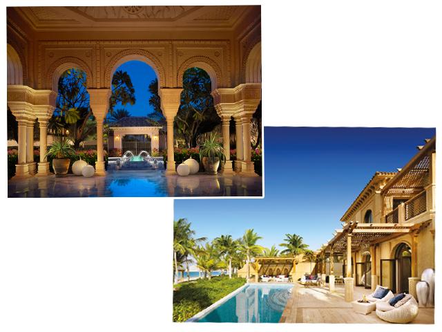 SPA Guerlain  no One&Only The Palm, em Dubai  ||  Créditos: Divulgação