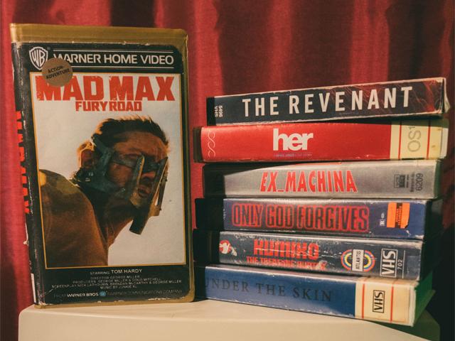 A nostalgia das fitas VHS com filmes novos || Créditos: Reprodução