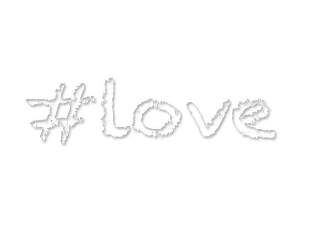 #love || Créditos: Glamurama