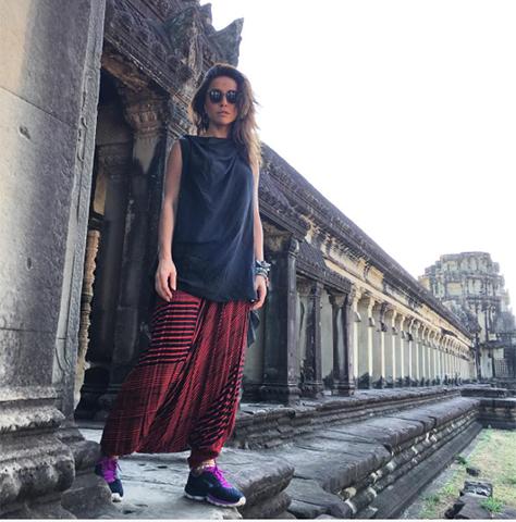 Sabrina Sato em Bangkok  ||  Créditos: Reprodução Instagram
