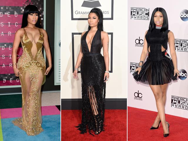 Nicki Minaj chega aos 33 anos      Créditos: Getty Images