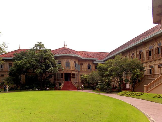 Vimanmek Mansion ||  Créditos: Reprodução