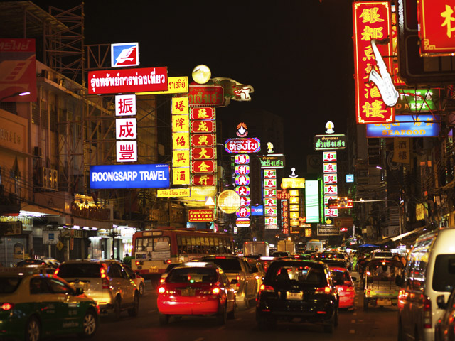 Chinatown  ||  Créditos: iStock
