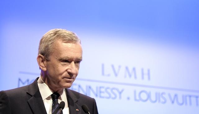 Bernard Arnault, CEO do LVMH  || Créditos: Getty Images