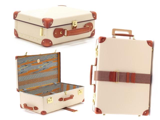 As clássicas maletas Globe-Trotter com o charme e cor da Missoni em edição limitada || Créditos: Divulgação