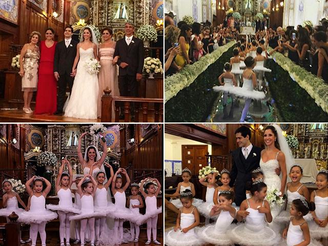 Os cliques do casamento de Giovana Puoli e Marcelo Sobrado  ||  Créditos: Reprodução Instagram