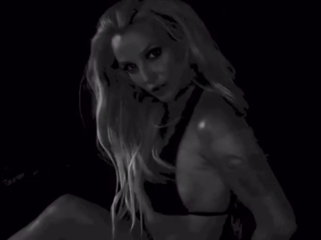 Britney Spears sensual e misteriosa      Créditos: Reprodução Instagram