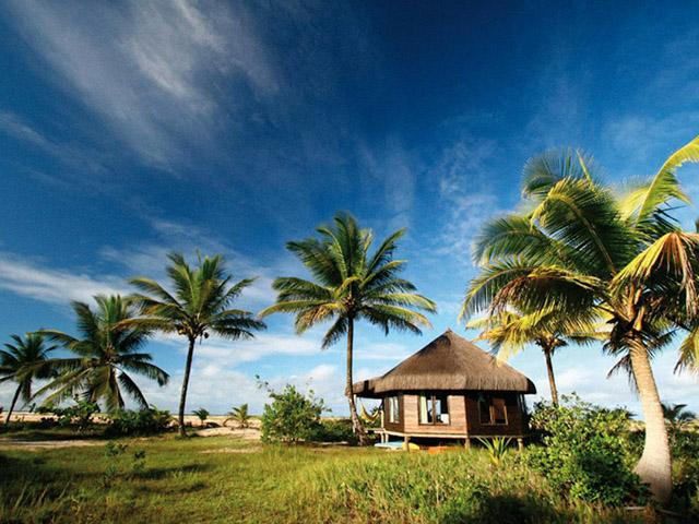 A paisagem de Piracanga || Créditos: Divulgação