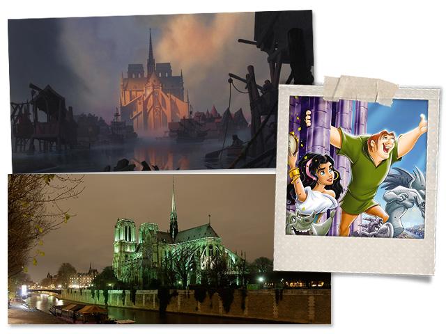 tamanho O Corcunda de Notre Dame