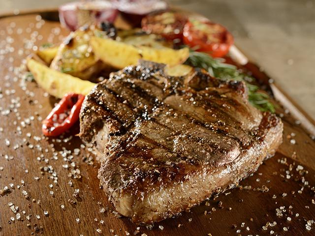 Porterhouse Steak    Créditos: Divulgação