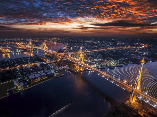 Bangkok, o hype da vez  ||  Créditos: iStock
