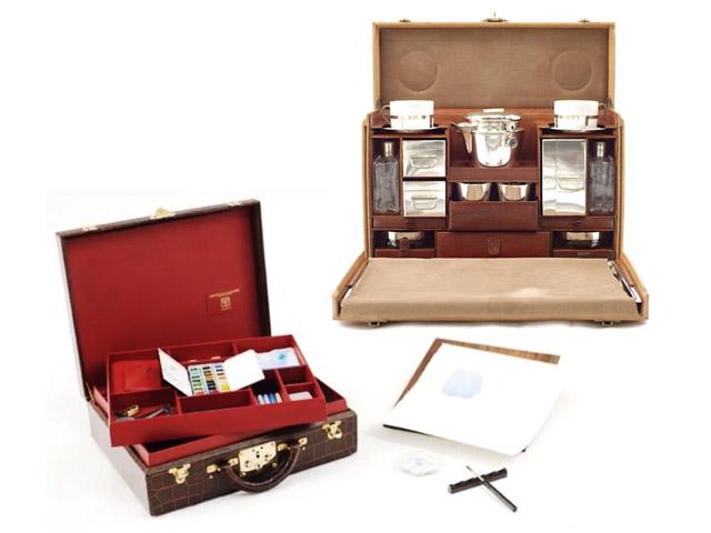 Os modelos, criados por Gaston-Louis Vuitton, ainda são do tipo desejo    Créditos: Reprodução