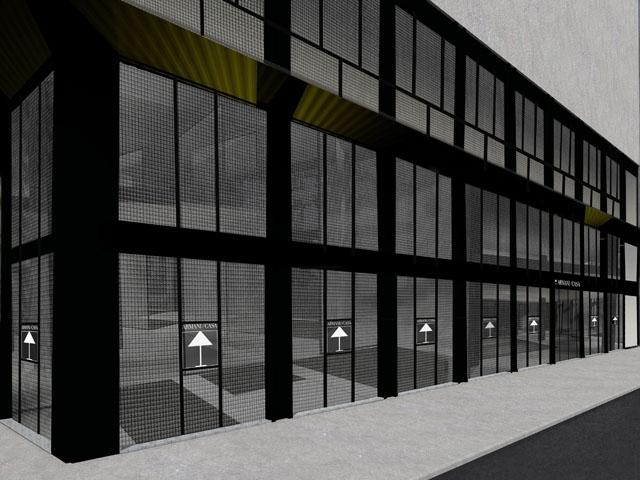O novo CEP da Armani/Casa, na Corso Venezia, em Milão || Créditos: Divulgação