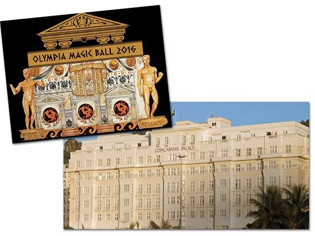 Copacabana Palace    Créditos: Reprodução