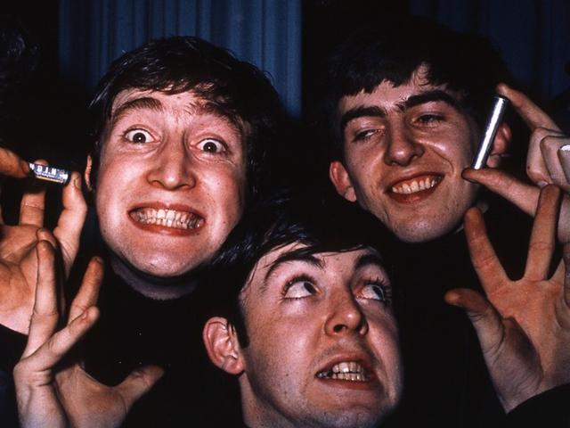 Raridade dos Beatles é encontrada e vai à leilão    Créditos: Getty Images